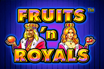 Fruits And Royals от казино Супер Слотс
