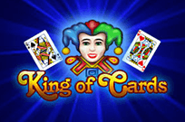 Автомат King Of Cards с бонусом за регистрацию от Superslots