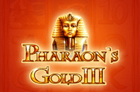 Pharaohs Gold III в казино Супер Слотс