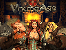 Viking Age в казино Супер Слотс